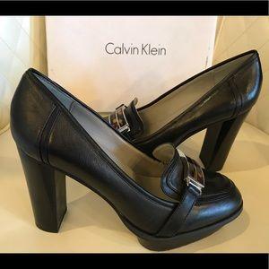 NEW Calvin Klein Black Shoes